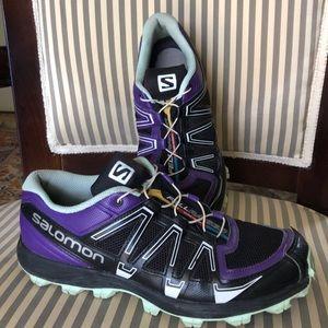 Solomon Fellraiser trail running shoe